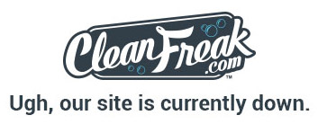 Cleanfreak.com is currently down